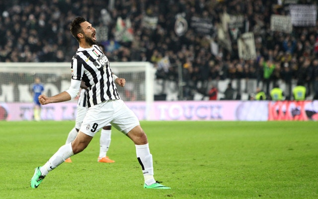 Juventus v Roma - serie A Tim 2013-2014