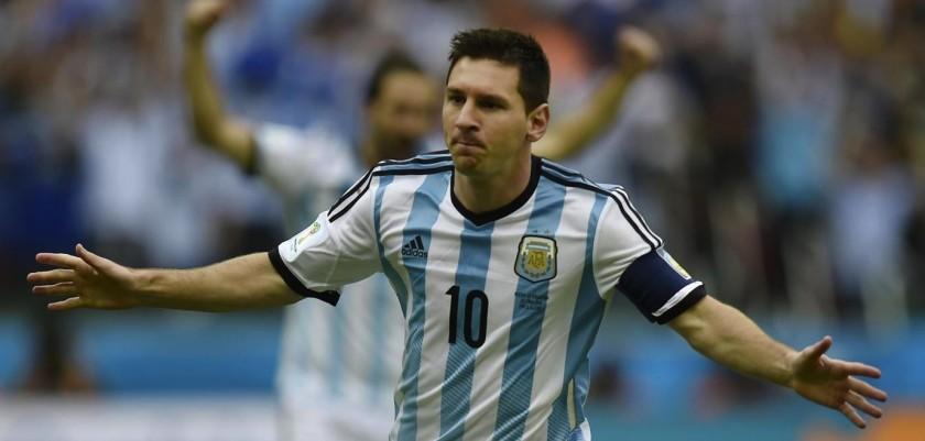Nigeria vs Argentina - Mondiali di calcio 2014