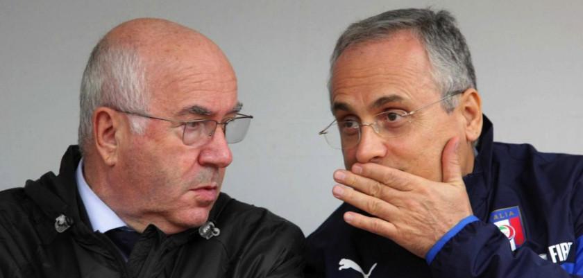 Calcio, la Nazionale Italiana in allenamento