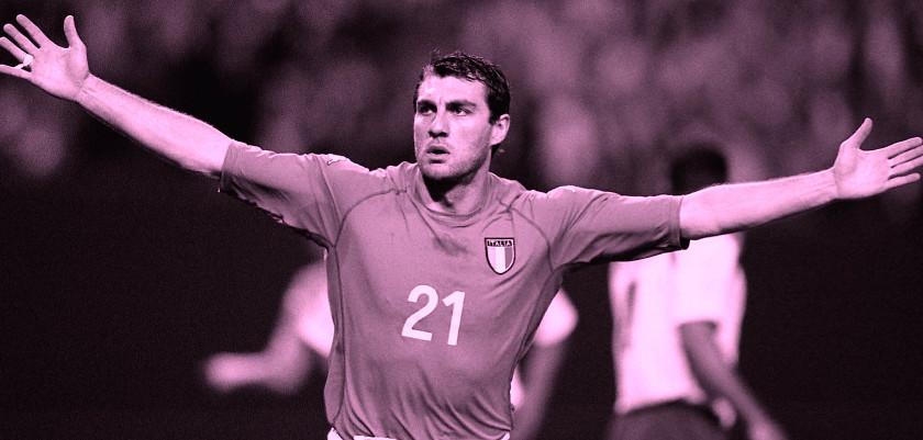 FOOTBALL - WCUP 2002 - ITALY v ECUADOR