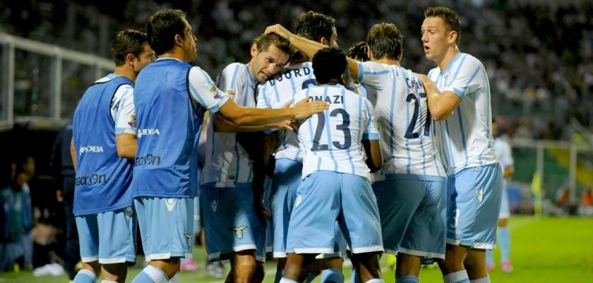 Palermo vs Lazio - Serie A Tim 2014/2015