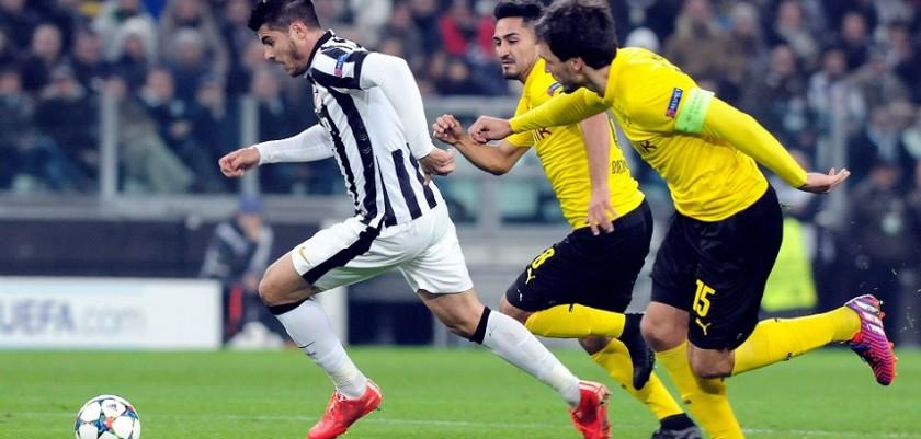 Juve Borussia