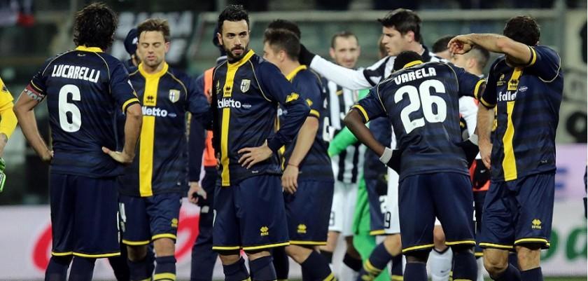Delusione Parma