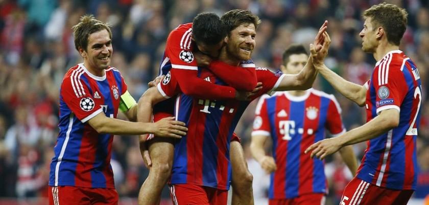 Bayern Porto