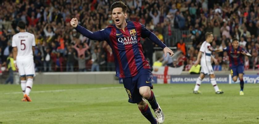 Messi Bay