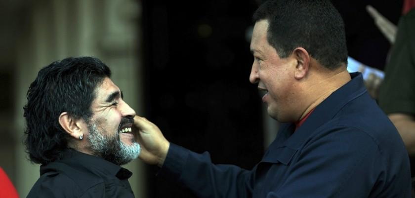 Maradona Chavez
