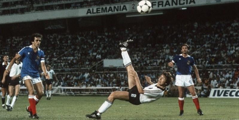 Germania Francia 82