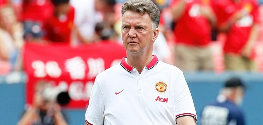 van Gaal united