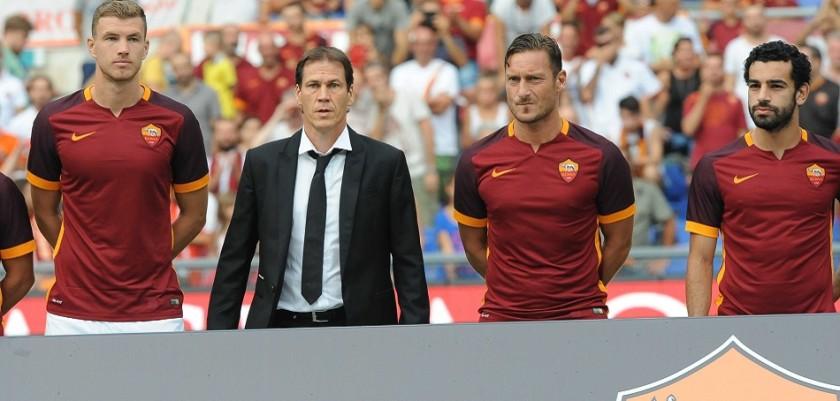 Totti Dzeko Garcia Salah