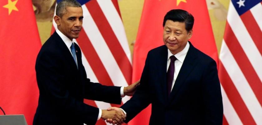 Obama Cina