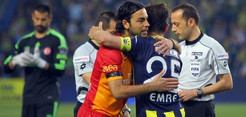 FenerbahÁe-Galatasaray