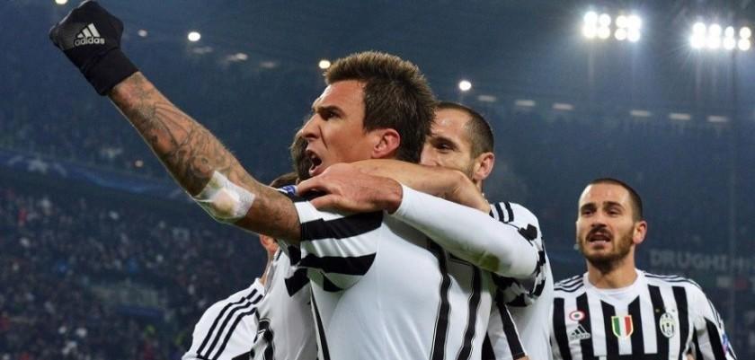 Mandzukic gol City