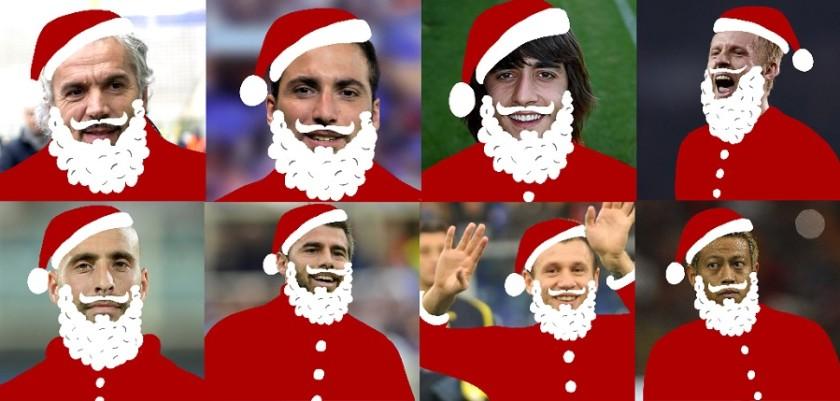 Babbi Natale Serie A