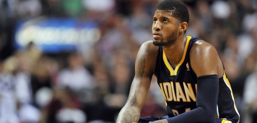 Paul George Indiana