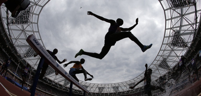 IAAF Diamond League 2015 - Sainsbury's Anniversary Games