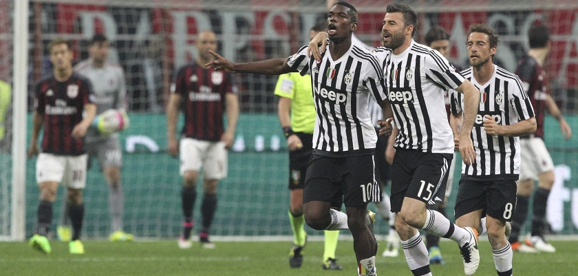 AC Milan v Juventus FC - Serie A