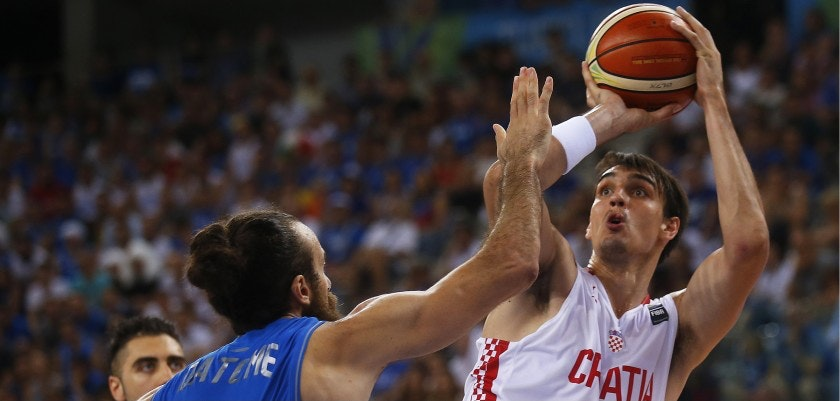 copertina croazia basket