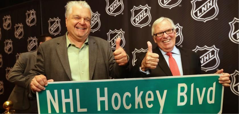 copertina hockey vegas