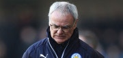 LONDON, ENGLAND - FEBRUARY 18: Claudio Ranieri, Manager of Leicester City looks dejected during The Emirates FA Cup Fifth Round match between Millwall and Leicester City at The Den on February 18, 2017 in London, England.  (Photo by Clive Rose/Getty Images)