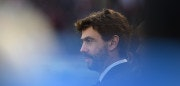 TURIN, ITALY - MARCH 20:  Juventus FC president Andrea Agnelli looks on prior to the Serie A match between Torino FC and Juventus FC at Stadio Olimpico di Torino on March 20, 2016 in Turin, Italy.  (Photo by Valerio Pennicino/Getty Images)