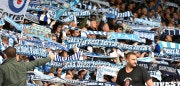 FERRARA, ITALY - OCTOBER 22: Fans of Spal during the Serie B match between SPAL and Carpi FC at Stadio Paolo Mazza on October 22, 2016 in Ferrara, Italy.  (Photo by Giuseppe Bellini/Getty Images for Lega Serie B)