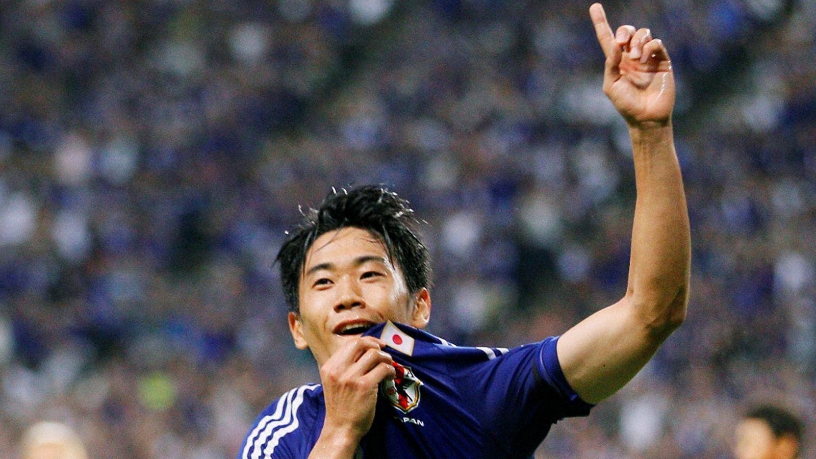 Mondiale senza Italia - Giappone Kagawa