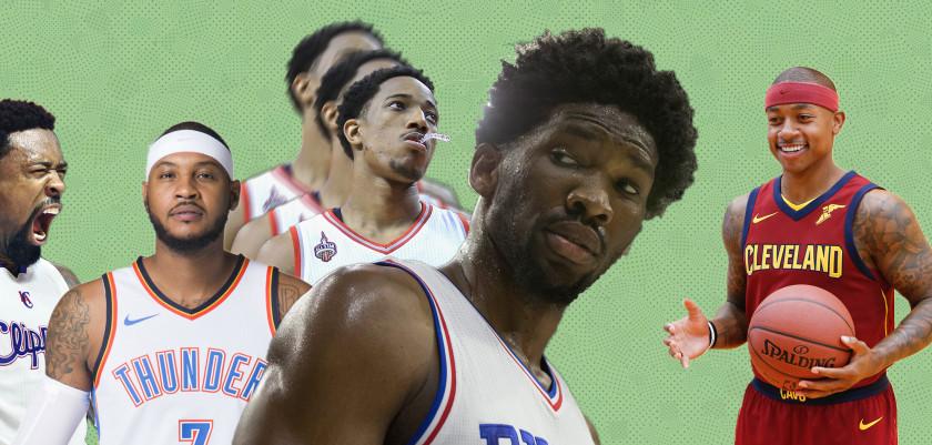 NBA 25-50 (senza filtro)
