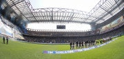 "Foto LaPresse/Spada 15 Aprile 2017 Milano (Italia)  Sport Calcio  Inter vs Milan  - Campionato italiano di calcio Serie A TIM 2016/2017 - Stadio ""Giuseppe Meazza""  Nella foto :  tifosi milan  Photo LaPresse/Spada April 15, 2017 Milan (Italy) Sport Soccer Inter vs Milan - Italian Football Championship League A TIM 2016/2017 - ""Giuseppe Meazza"" Stadium  In the pic: milan supporters"