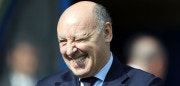 EMPOLI, ITALY - OCTOBER 02: Giuseppe Marotta CEO of Juventus FC during the Serie A match between Empoli FC and Juventus FC at Stadio Carlo Castellani on October 2, 2016 in Empoli, Italy.  (Photo by Gabriele Maltinti/Getty Images)