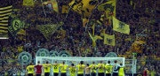 during the Bundesliga match between Borussia Dortmund and Hamburger SV at Signal Iduna Park on August 5, 2011 in Dortmund, Germany.
