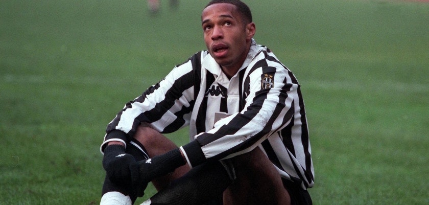 ***** Collection Juventus *****    Nella foto: Thierry Henry