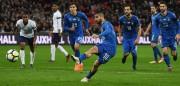 Rigore Insigne vs Inghilterra