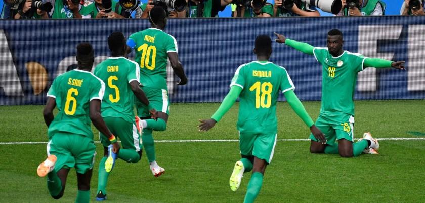 Niang Polonia Senegal