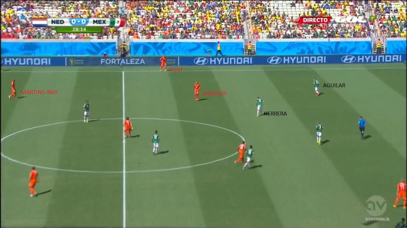 posizione Sneijder