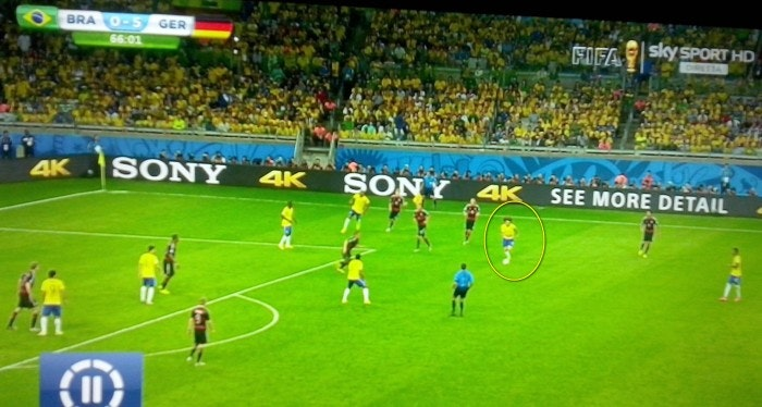 Brasile ok, Spagna k.o., Pari britannico, vince lUruguay