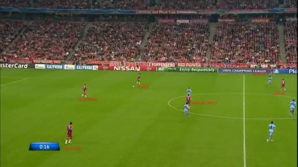 Bayern 5-3-2