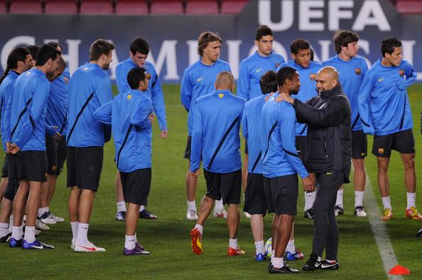 Seydou+Keita+Josep+Guardiola+FC+Barcelona+d08bxzdlJYUl