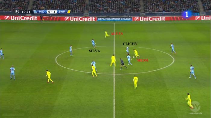 Messi-Clichy