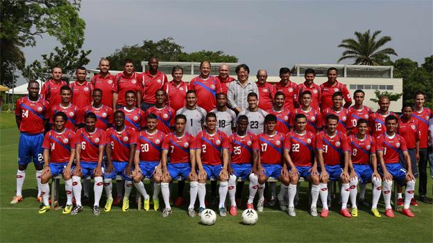 Costa Rica Mondiali