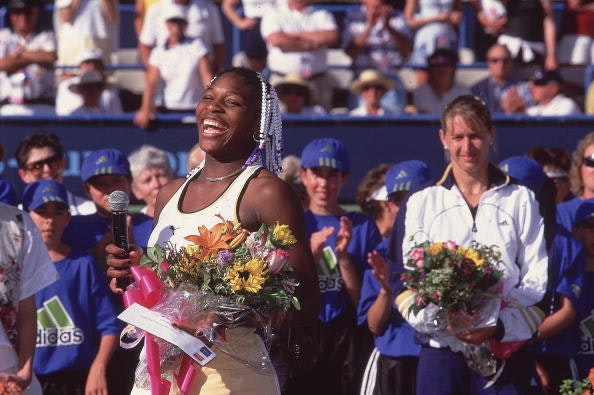 Serena Williams, 1999 Evert Cup