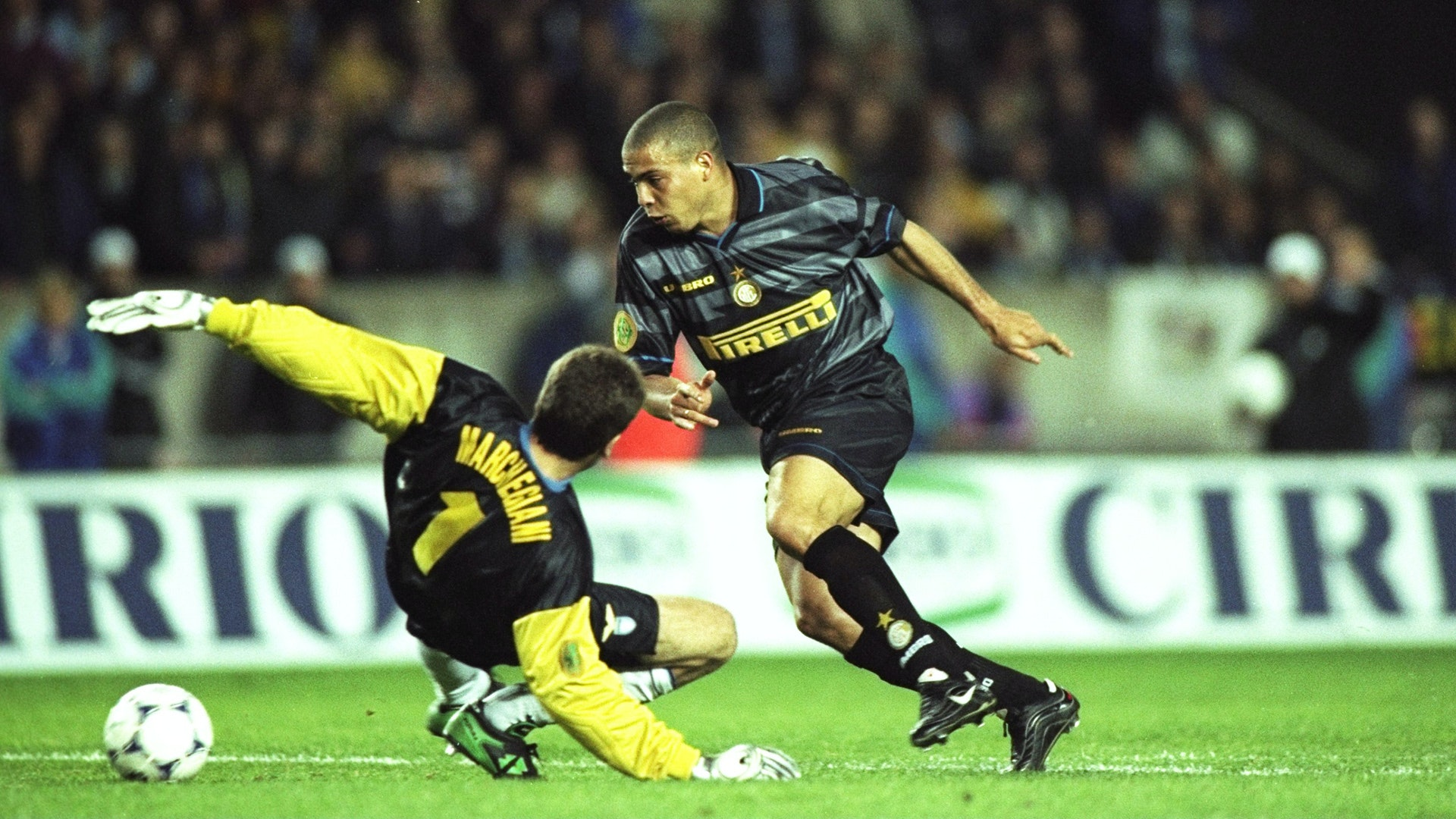 Ronaldo of Inter Milan