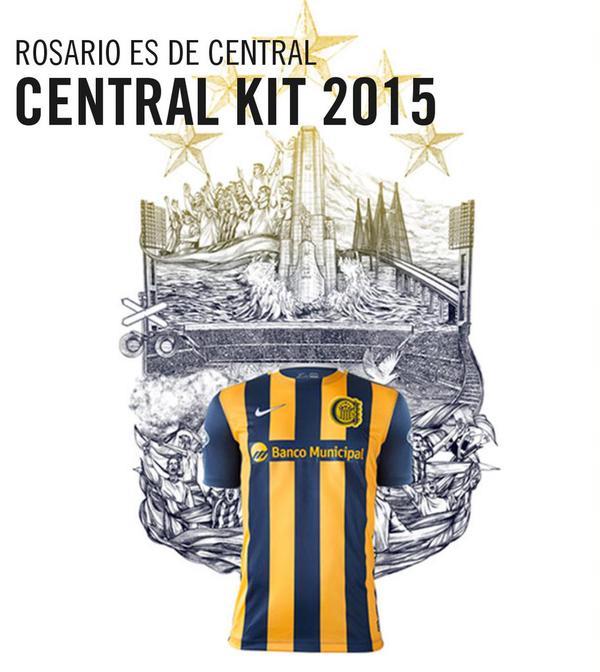 Camiseta-Rosario-Central-Nike-2015