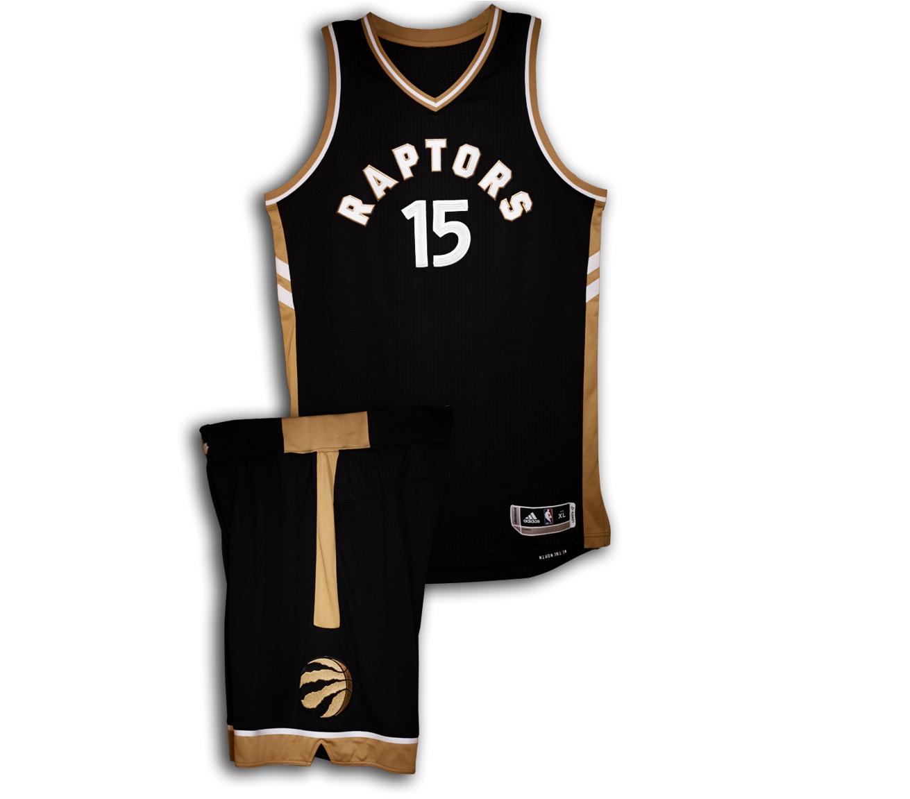 Toronto Raptors - Alternate uniform 2