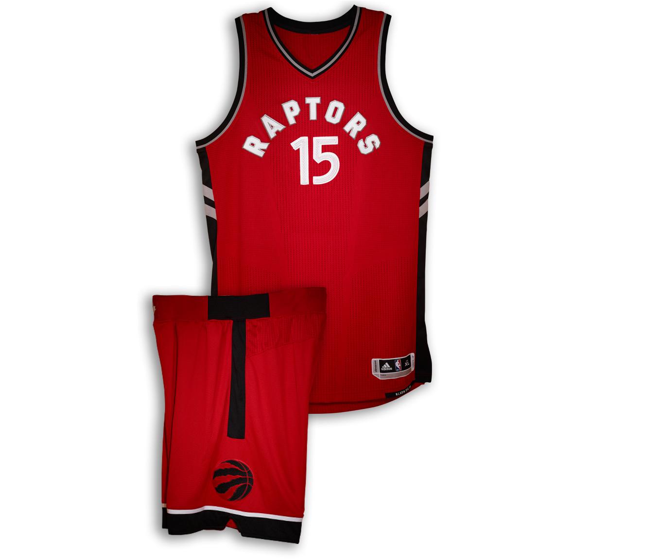 Toronto Raptors - Away uniform