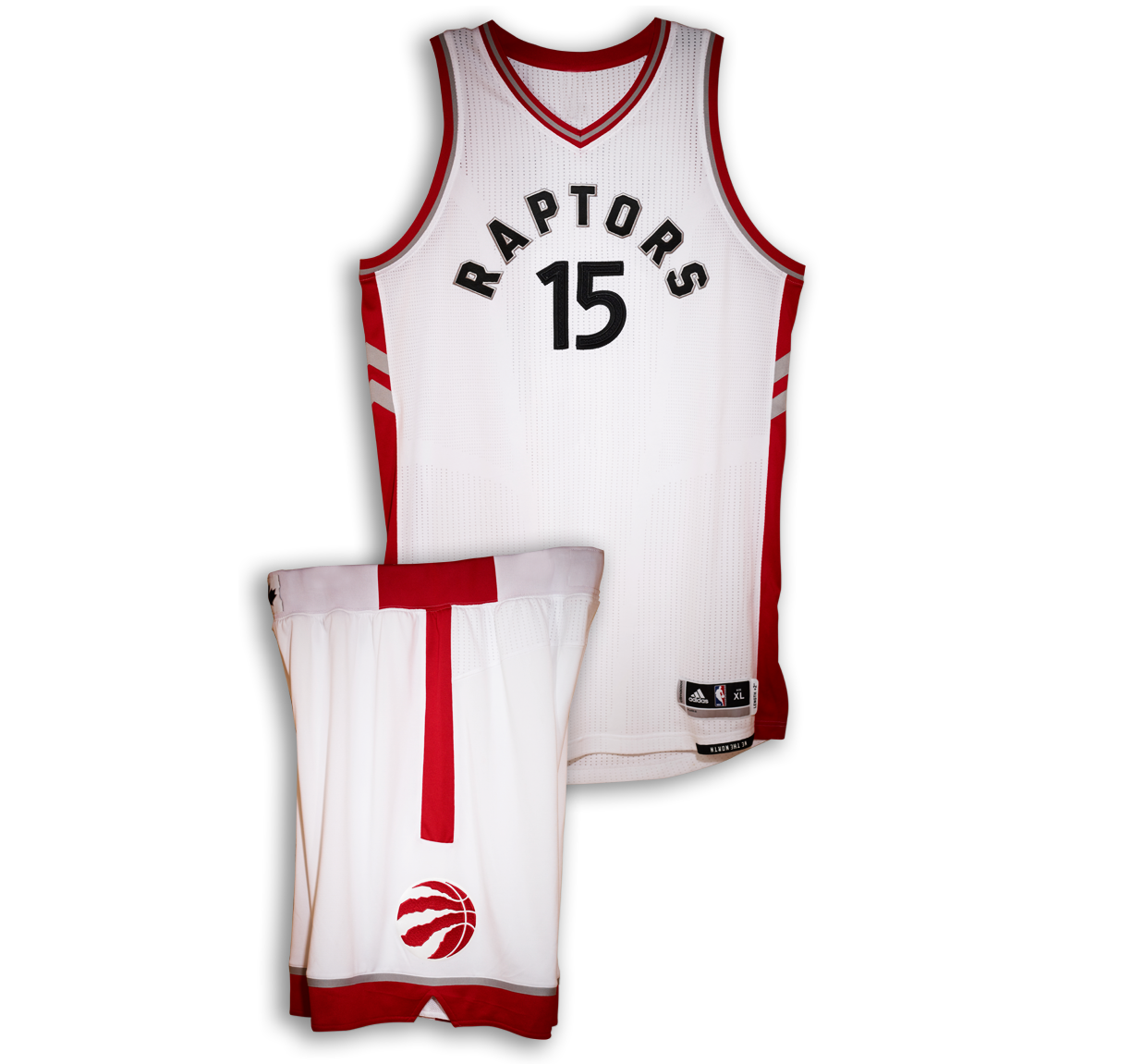 Toronto Raptors - Home uniform