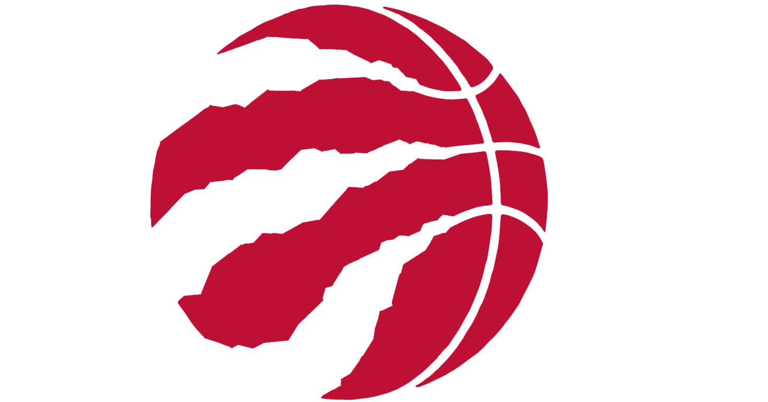 Toronto Raptors - Partial logo 1