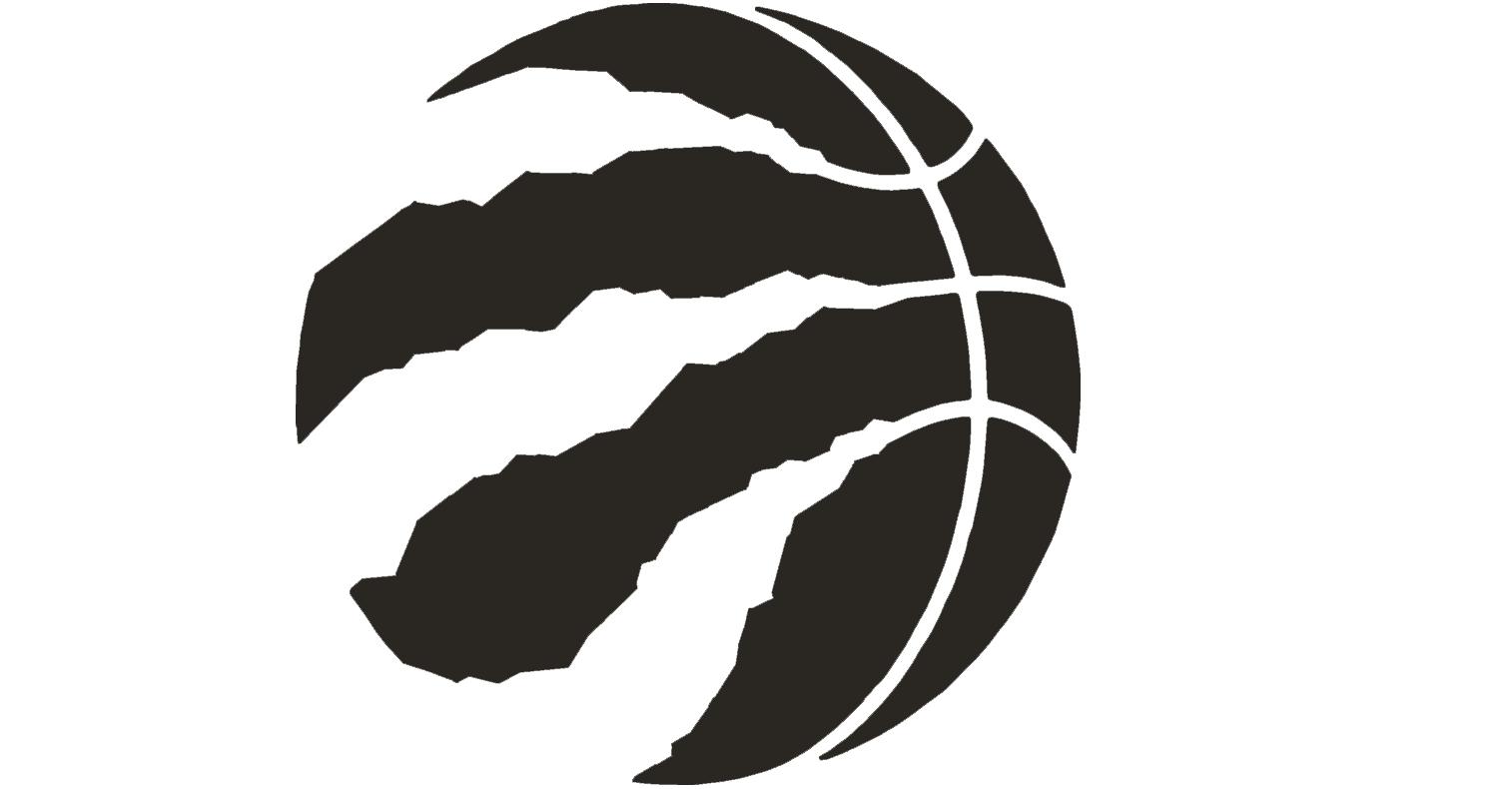 Toronto Raptors - Partial logo 2