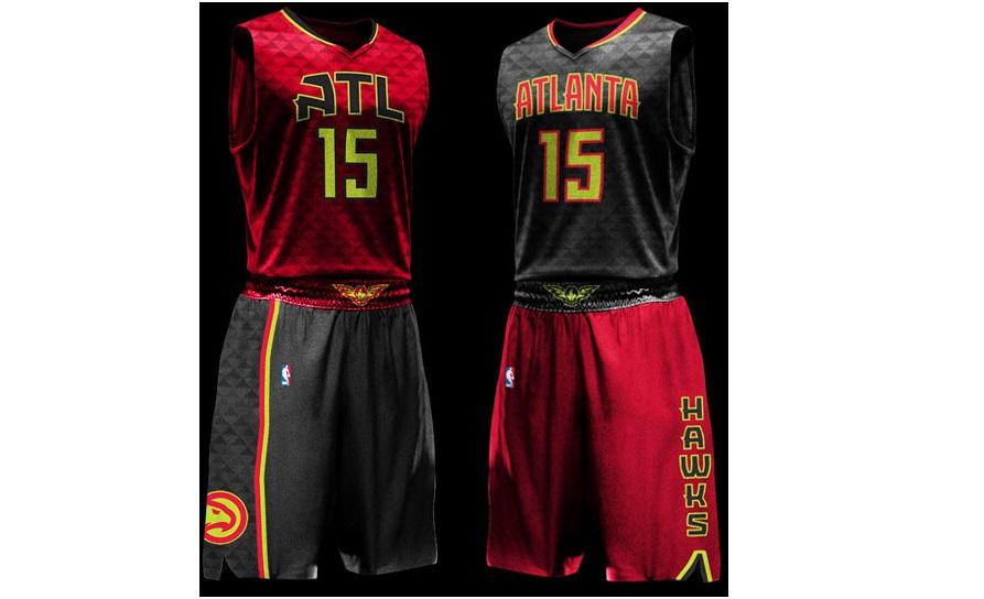 Atlanta Hawks - Away_Alternate jersey