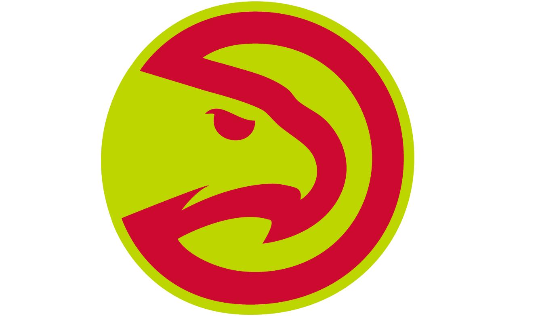 Atlanta Hawks - Partial logo GR