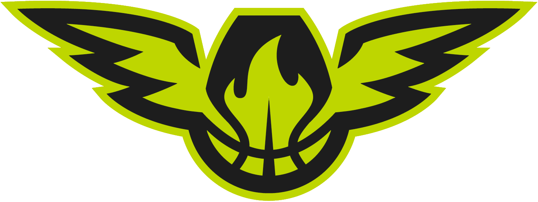 Atlanta Hawks - Secondary logo GB